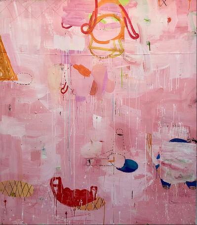 Gary Komarin, 'Big Pink, Roma', ca. 2018