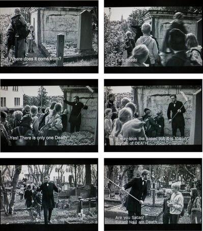 Ragnar Kjartansson, 'Death and the Children', 2002