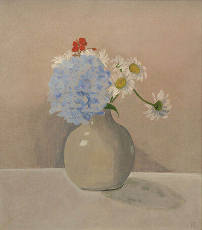 Frances Richards, 'Blue Hydrangea', 1973