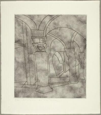 Ben Nicholson, 'Aquileia', 1965