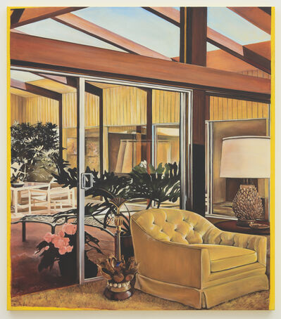 Jason Bailer Losh, 'The Glass House Retrograde', 2020