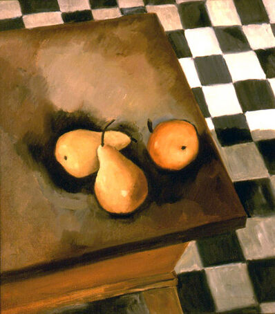 Ralston Crawford, 'Still Life on Dough Table', 1932