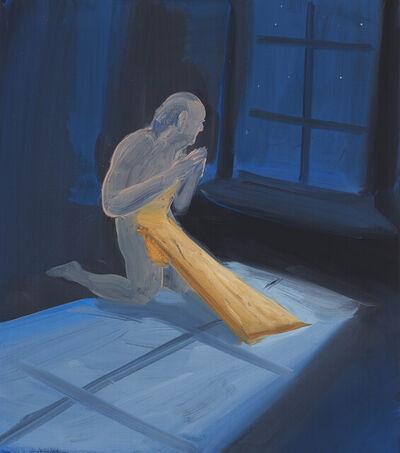 Tala Madani, 'Real Boy and Plank', 2021