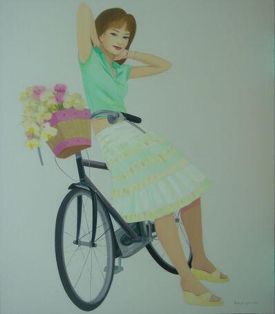 Yang Fan, '春暖花开 Blossom in warm spring ', 2006