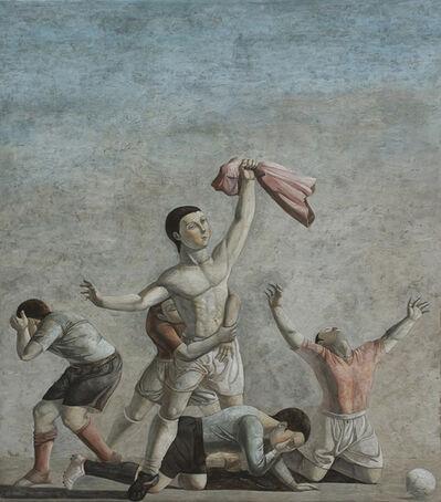 Xiao Guo Hui, 'The Football Player', 2009
