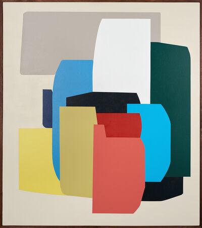 Hugh Byrne, 'Flexure I ', 2017