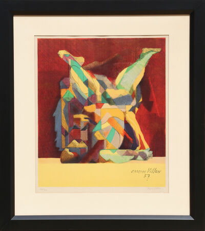 Jacques Villon, 'La Lutte (The Fight)', 1957