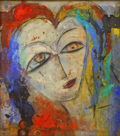 Jamali, 'Heavenly Gaze', ca. 1944