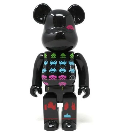 BE@RBRICK, 'Spacce Invaders', ca. 2020