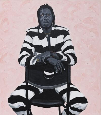 Otis Kwame Kye Quaicoe, 'The Artist II. Kwesi Botchway', 2019