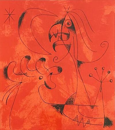 Joan Miró, 'Joan Miro (Plate 6)', 1956