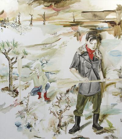 Elisa Johns, 'The Oarsmen', 2006