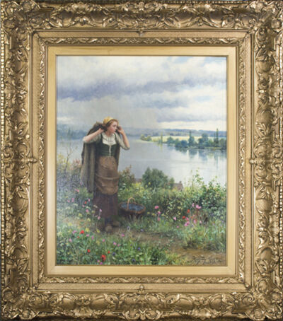 Daniel Ridgway Knight, 'Approaching Storm', Unknown