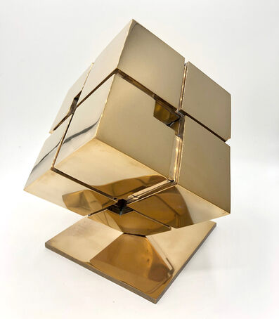 Tony Rosenthal, 'Marty's Cube Maquette ', 1983