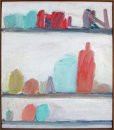 Paul Partos, 'After Morandi (Levels Series)', 1995