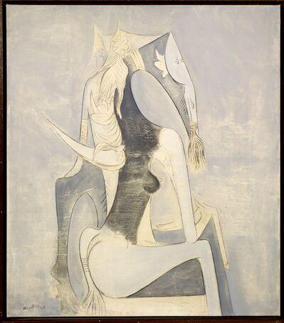 Wifredo Lam, 'La Fiancée de Kiriwina', 1949