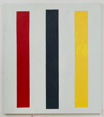 Thornton Willis, 'Three Soldiers', 2015