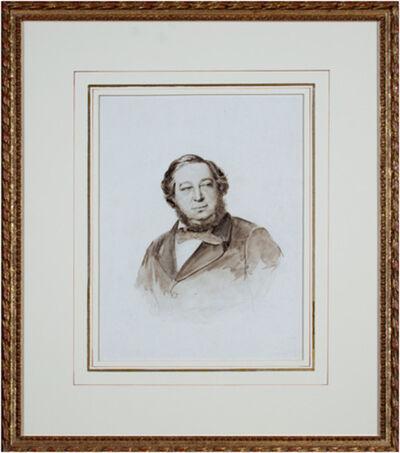 Oscar Gustav Rejlander, 'Portrait of Baron Mayer de Rothschild, Rothschild Collection', 1874