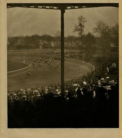 Alfred Stieglitz, 'Going to the Start', 1905