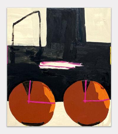 Galina Munroe, 'Suzuki SJ80, Black', 2020
