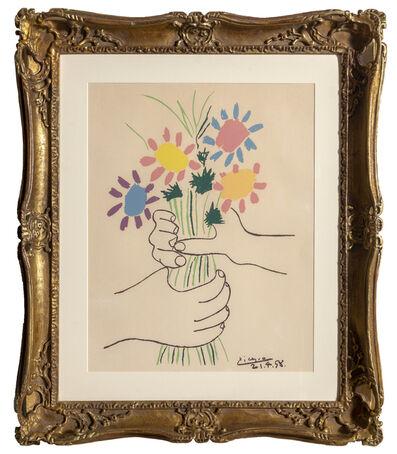 Pablo Picasso, 'Bouquet', 1958