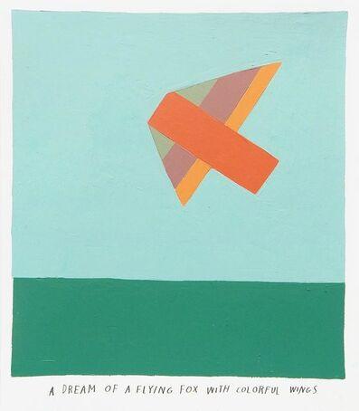 Kristin Texeira, 'a dream of a flying fox', 2017