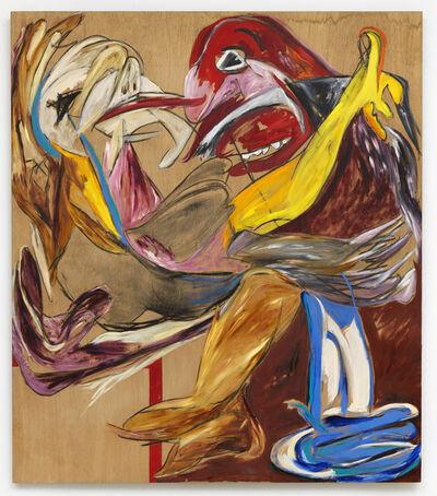 Jacqueline de Jong, 'Separated integration', 1995