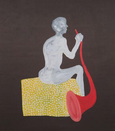 Amadou Sanogo, 'En attente du souffle', 2017
