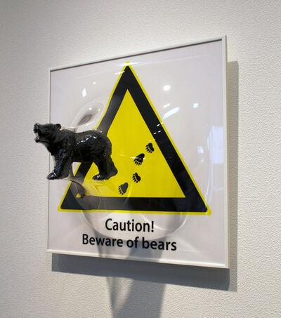 Yuki Matsueda, 'Beware of bears', 2017