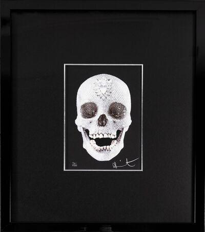 Damien Hirst, ''For The Love of God' Skull (Diamond Dust)', 2007