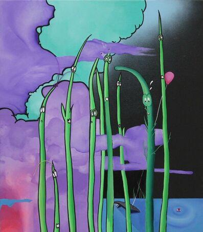 Kristina Strunkova, 'Greenhouse effect', 2018