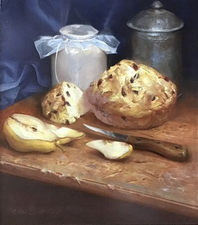 Paul Rahilly, 'Pear and Soda Bread', 2003