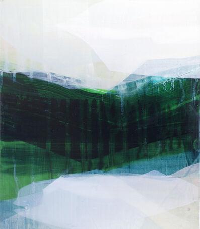Katherine Sandoz, '(color fields) low tide + flats', 2014-2015