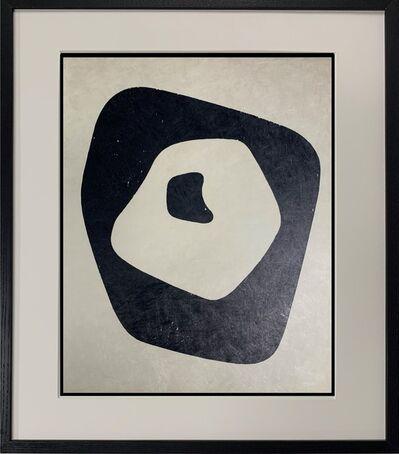 Hans Arp, 'Silent Tension', 1951-1952