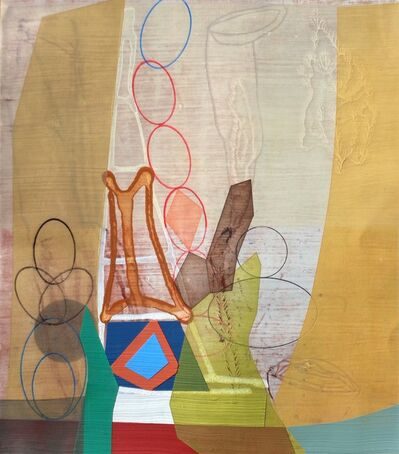 Michael Barringer, 'Tower to the House', 2019
