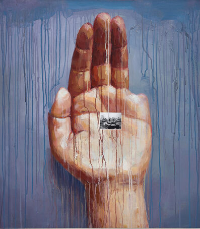 Sheng Qi, 'Untitled (My Left Hand Series)', 2006