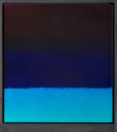 Eric Orr, 'The Sky is Not Always Blue II', 1991