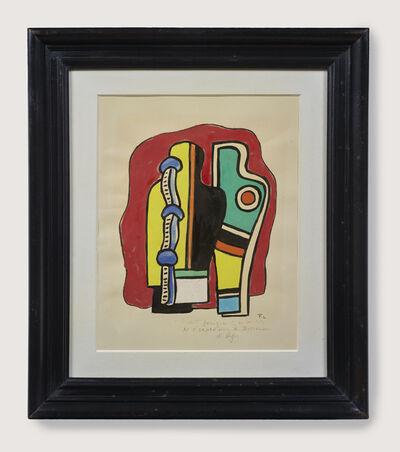 Fernand Léger, 'Les deux mannequins', ca. 1938