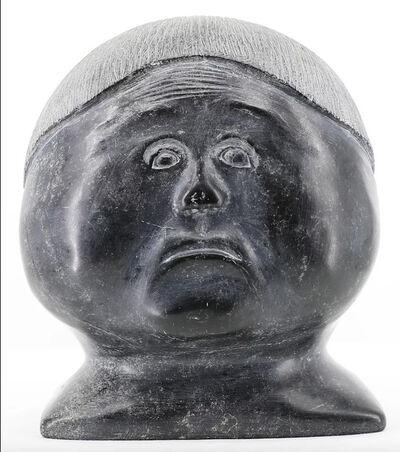 Daniel Simaotik, 'Female Head', 1956