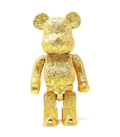 BE@RBRICK, 'Bearbrick Royal Selangor Arabesque Golden 400%', 2020