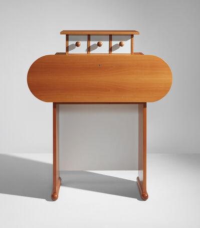 """Ettore Sottsass, 'Barbarella desk, """"Tranquilla"""" version', designed 1964, 1965, executed circa 1990"""