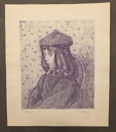 Camille Pissarro, 'Portrait de Felix Pissarro', ca. 1890
