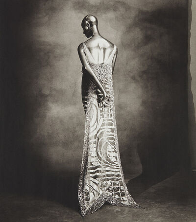 Irving Penn, 'Callot Swallow-Tail Dress', 1974