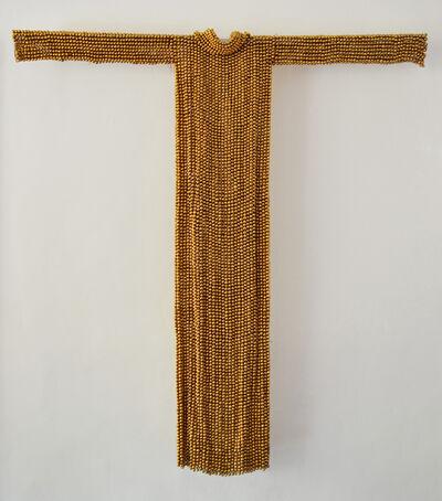 Xawery Wolski, 'Vestido de Oro I (Gold Dress I)', 2015