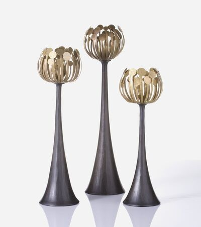 Hervé van der Straeten, 'Pistil Candlestick - Set of Three', 2011