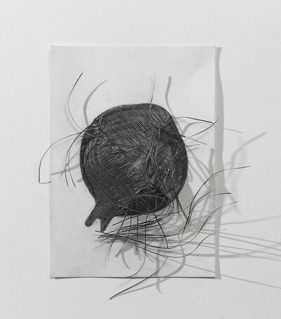 Harendra Khushwaha, 'A Piece of nothing- some lines with life and  time', 2018
