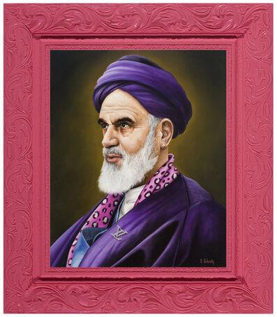 Scott Scheidly, 'Ayatollah Khomeini', 2015