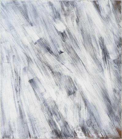 Raimund Girke, 'Diagonalbewegung', 1989