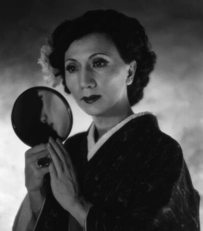"Yasumasa Morimura, 'M's self-portrait No.73 (or ""self-portrait with a Mirror"")', 1994"