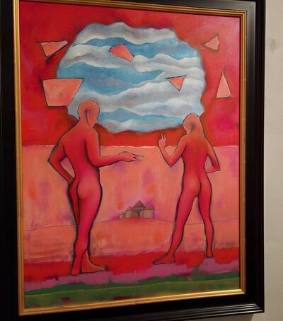 Susan Reid Danton, 'Affinity', 2010